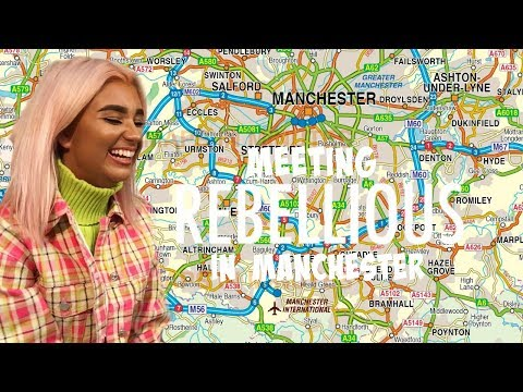 MANCHESTER | MEETING REBELLIOUS FASHION