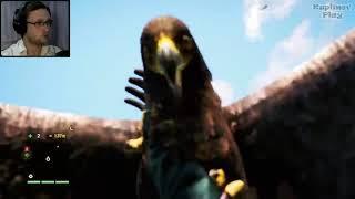 Реакция Куплинова на орла в Фар Край 4