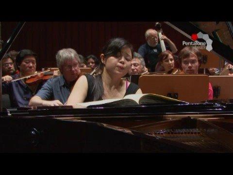 Sa Chen- Chopin Pianoconcerto No.1 Romance-Larghetto