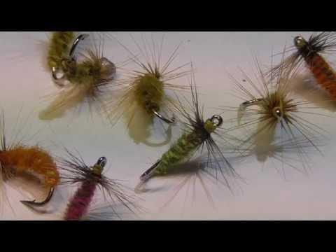 изготовление мушек для рыбалки своими руками