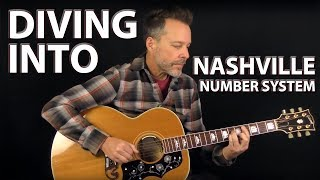 Diving Deep Into The Nashville Number System for Guitar - Live Lesson + Q&A