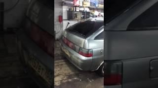 видео Багажники на крышу VAZ Lada 2112 (ВАЗ Лада 2112) 1999-2008гг.
