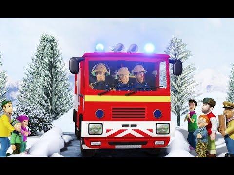 Požárník Sam ⭐️ Oheň masivní jeskyně! 🔥 1 hodina Sestavení 🔥Karikatura Pro Děti from YouTube · Duration:  52 minutes 35 seconds