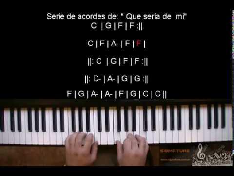 Jesus Adrian Romero - Que sería de mí - Tutorial Piano y ...
