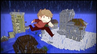 MINECRAFT DISASTERS! RUN! (Minecraft Minigame)