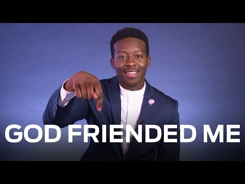 'God Friended Me' Interview with Brandon Michael Hall