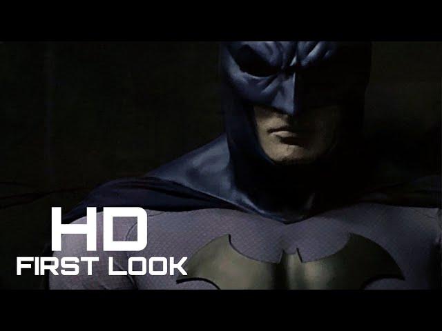 The Batman First Look Batman Suit And Confirmed Cast
