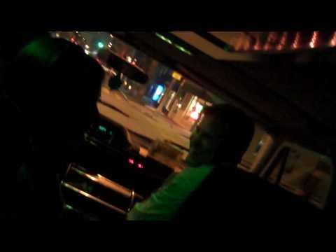 The Santa Monica Party Taxi
