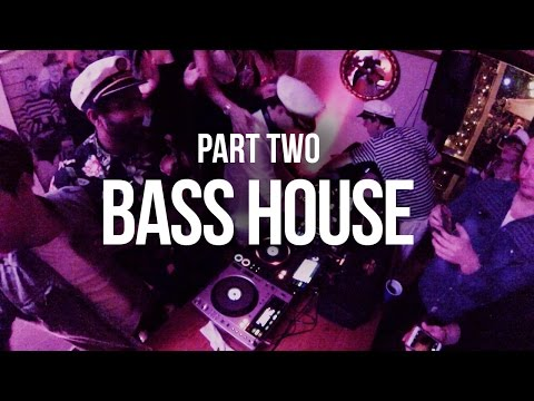House Party IX Part 2 - Bass/Jackin House - Boiler Room Style Live Stream 2015