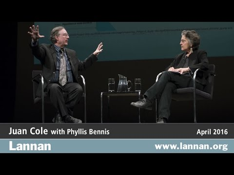 Juan Cole, Conversation, 6 April 2016