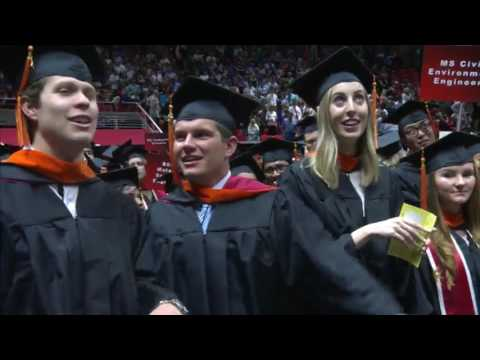 College of Engineering Convocation | May 5, 2017