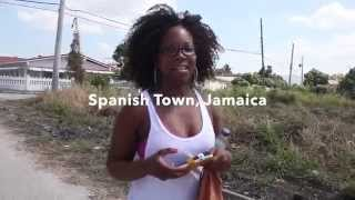 Spanish Town,  St Catherine, Jamaica July 2014 Trip