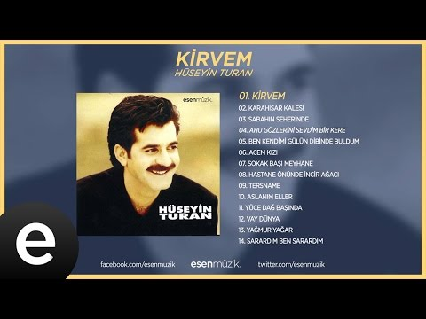 Kirvem (Hüseyin Turan) Official Audio #kirvem #hüseyinturan - Esen Müzik