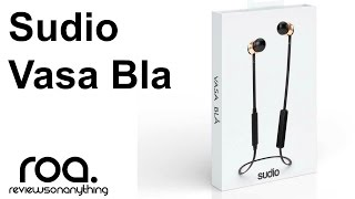 SUDIO Vasa Bla Bluetooth Headp…