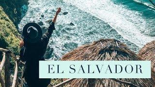 "Girl travels to "" dangerous country ""  - El Salvador | Hot Springs & Ruta De Flores"