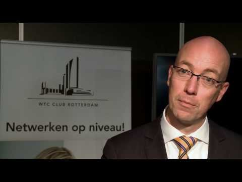 Impressie WTC Business Club Rotterdam