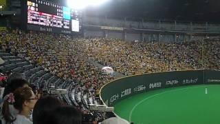 2010年5月29日に札幌ドームで開催された交流戦、日本ハムvs阪神における...