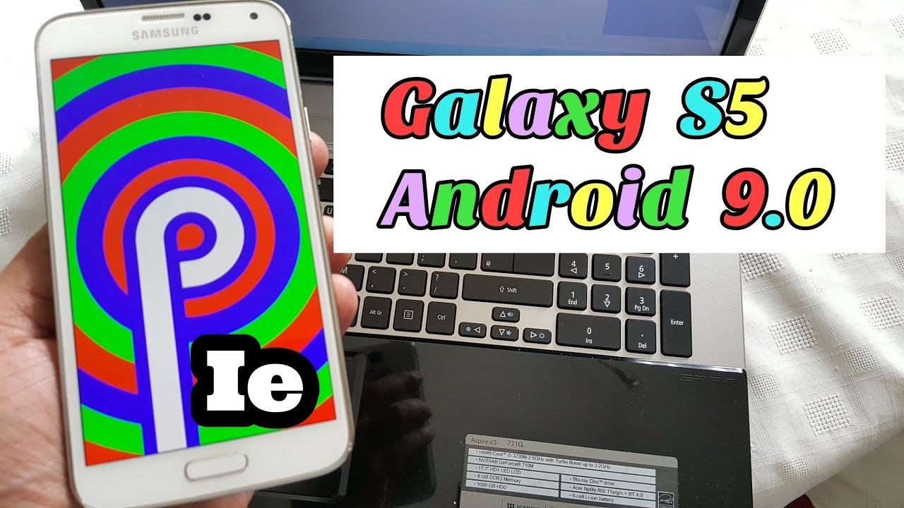 Samsung Galaxy S5 Android 9 0 Pie Lineage0S 16 0