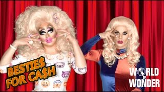 Enjoy the video? Subscribe here! http://bit.ly/1fkX0CV RuPaul's Drag Race season 7 fan favorites Trixie Mattel and Katya, compete for cash on this episode of ...