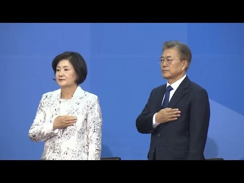 Thumbnail: S.Korea's new president Moon says willing to go to Pyongyang
