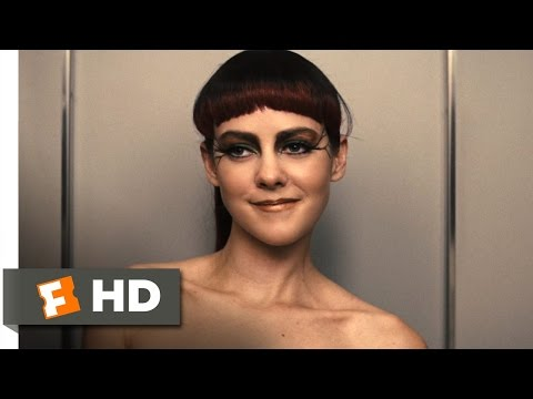 The Hunger Games: Catching Fire (5/12) Movie CLIP - Johanna in the Elevator (2013) HD