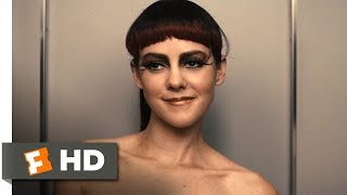 The Hunger Games: Catching Fire 5/12 Movie Clip - Johanna In The Elevator 2013 Hd