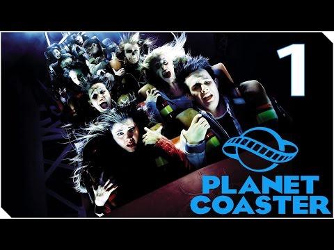PLANET COASTER | CAPITULO 1 | El ReveParque de Atracciones!!!