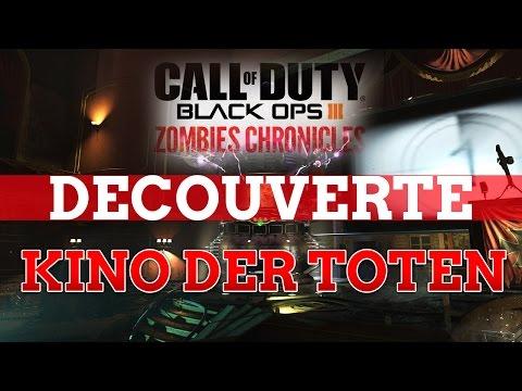 [DLC5 ZOMBIES CHRONICLES] KINO DER TOTEN REMASTERED ! LA LEGENDE REVIENT !!