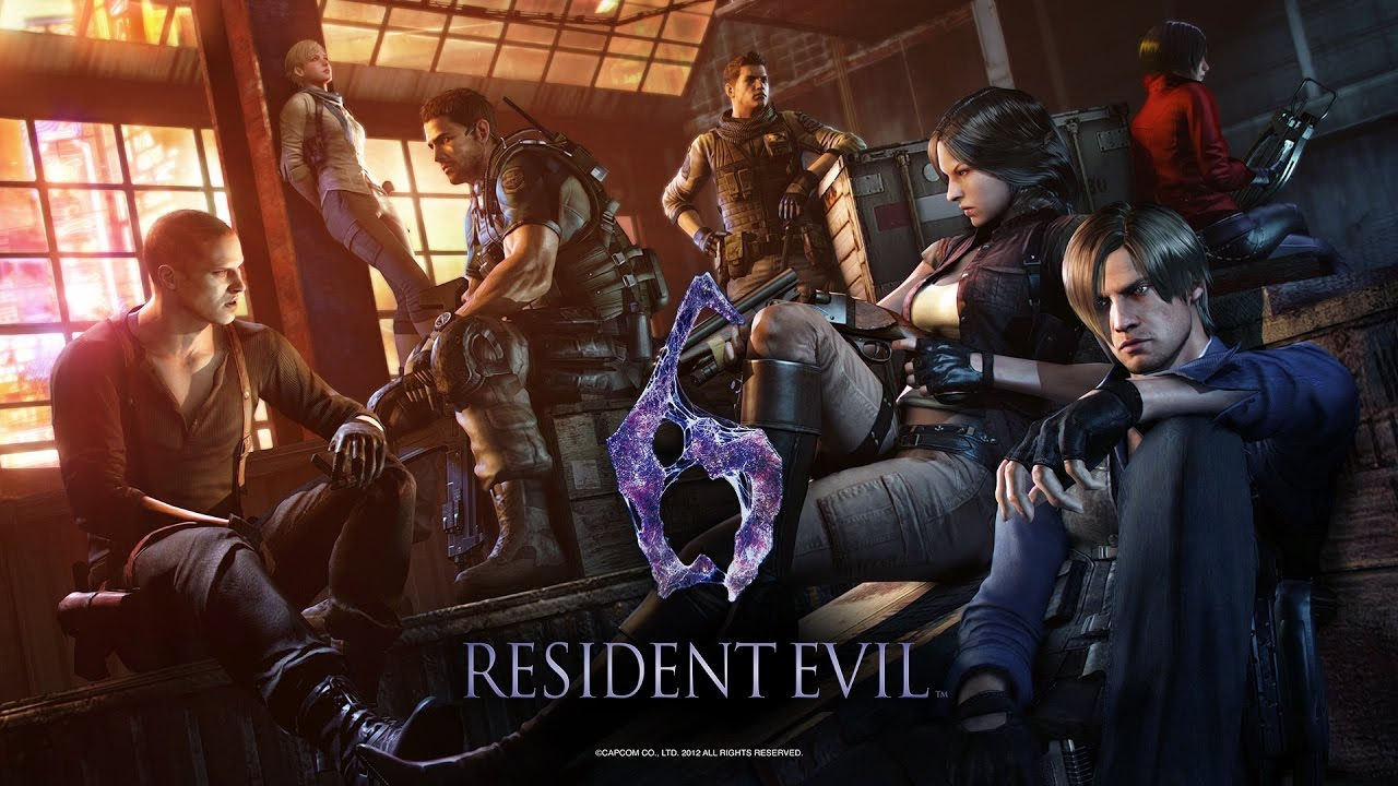 Resident evil 6 remaster [live gamers addict] [xbox one.