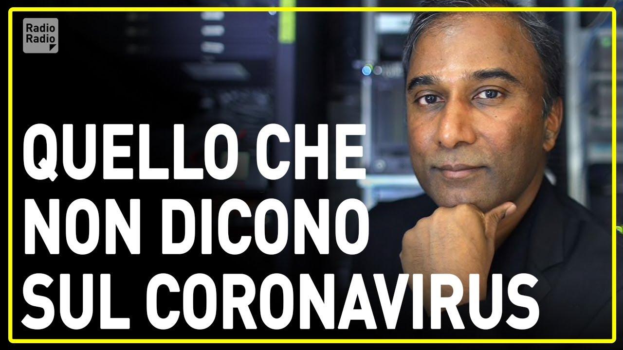 TUTTO QUELLO CHE STANNO NASCONDENDO SUL CORONAVIRUS ► La denuncia del Dr. Shiva