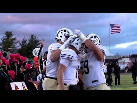 WMU Football Vs CMU Highlights