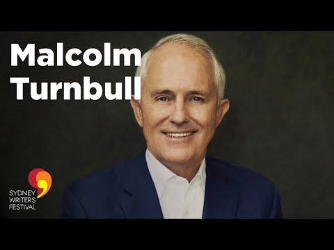 Malcolm Turnbull In Conversation With Annabel Crabb | Sydney Writers' Festival