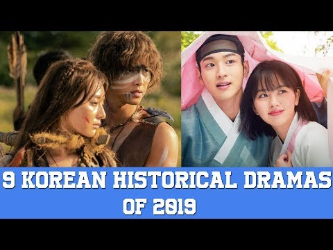 9 korean Historical Drama - 2019 !!!!!