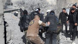 نظام الأسد يصعد العنف قبيل انعقاد مفاوضات جنيف الخميس المقبل