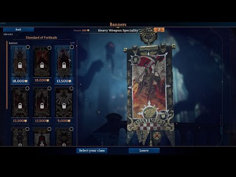 Space Hulk: Deathwing Enhanced Edition, first look at Customization & Special Missions