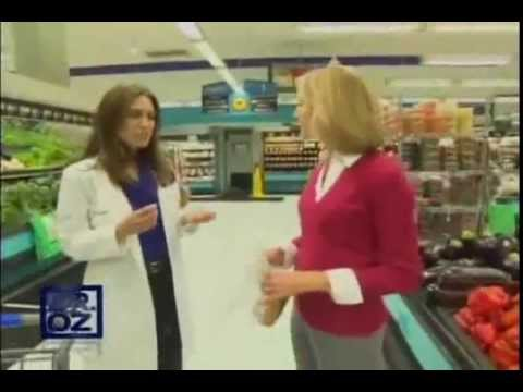 Kristin Kirkpatrick--Dr. Oz: Shopping Healthy and Smart