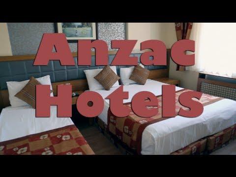 Hotels in Canakkale Turkey: Anzac Hotels