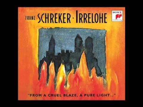 Franz Schreker: Irrelohe, Vorspiel