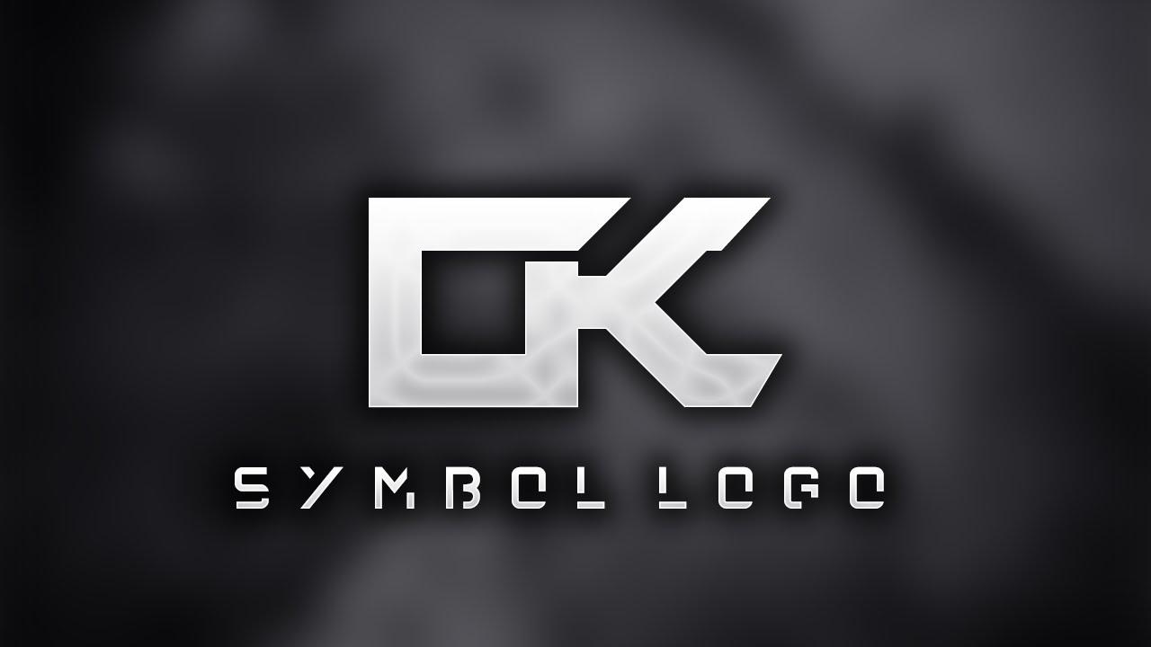 How To Make Symbol Logo Bazdzn Youtube