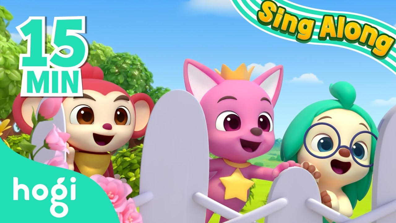 Download Sing Along with Hogi Season 1   ABC Song and More!   +Compilation   Nursery Rhymes   Play with Hogi