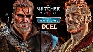 Witcher 3: NG+ Hearts Of Stone - Olgierd Von Everec Boss Fight