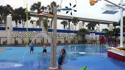 Texas State Aquarium Splash Park