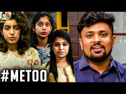 Sherif Master Reveals Me Too Incidents In Industry | Sexual Harassment