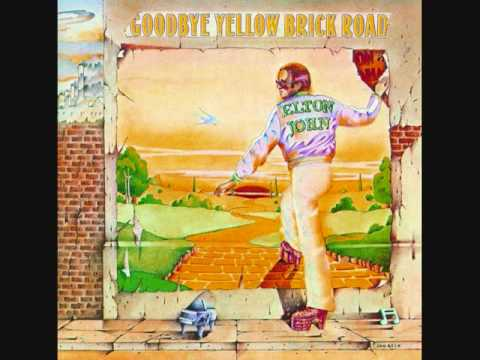Elton John - Grey Seal (Yellow Brick Road 6 of 21)