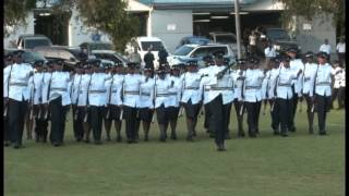 Trinidad and Tobago Police Service Passing Out Parade (2013)