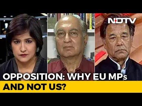 Trending At 10 | 'Mission Kashmir' For 27 European Union MPs