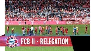 Highlights Relegationskrimi FCB II