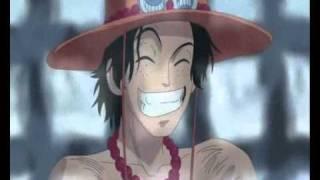 Ace+Luffy - Halo