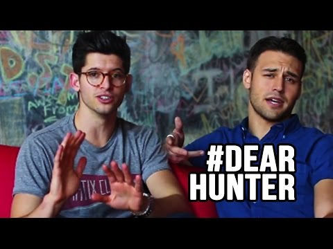 FIRST DATE DON'TS! w Ryan Guzman  DEARHUNTER