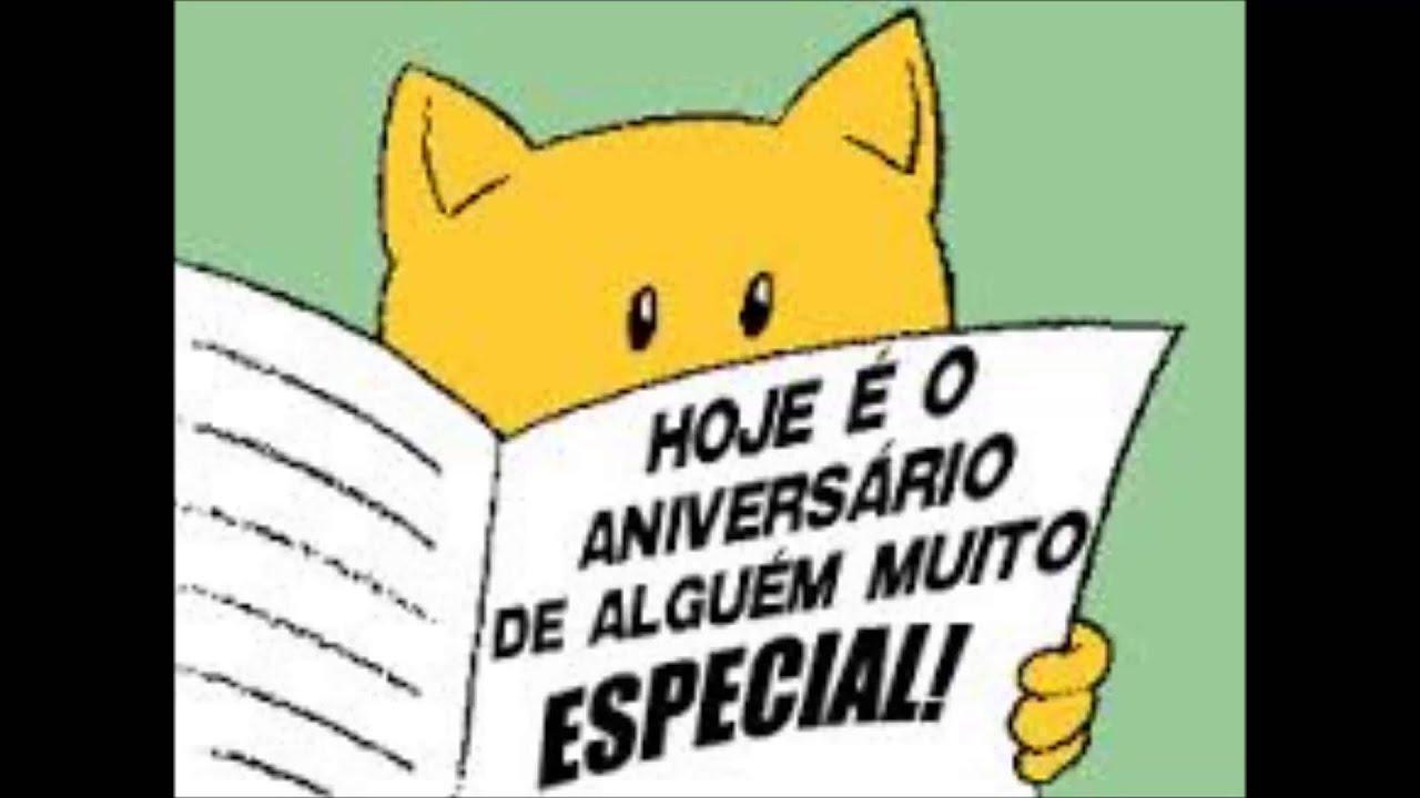 mensagem de aniversário para whatsapp - hoje é o aniversário